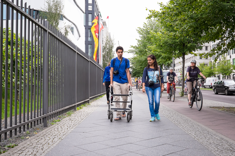 Berlin menschen kennenlernen