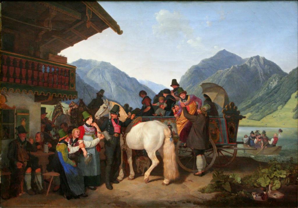 Петер фон Гесс - Санкт-Леонхардсфест в Фишхаузене-ам-Шлирзее.jpg