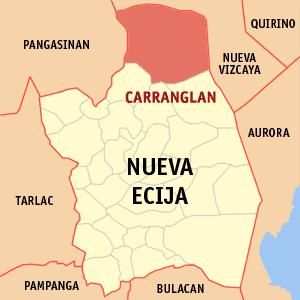 Carranglan Nueva Ecija Wikiwand