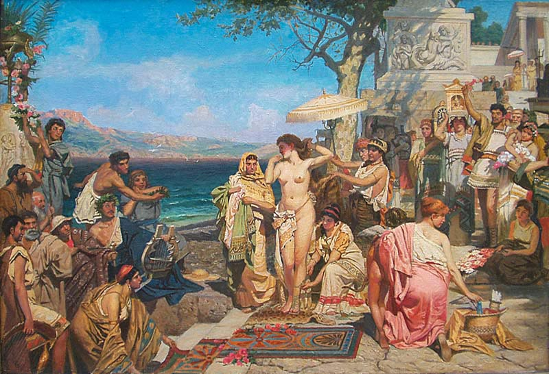 https://upload.wikimedia.org/wikipedia/commons/5/5e/Phryne_on_the_Poseidon%22s_celebration_in_Eleusis_by_Nikolay_Pavlenko.jpg