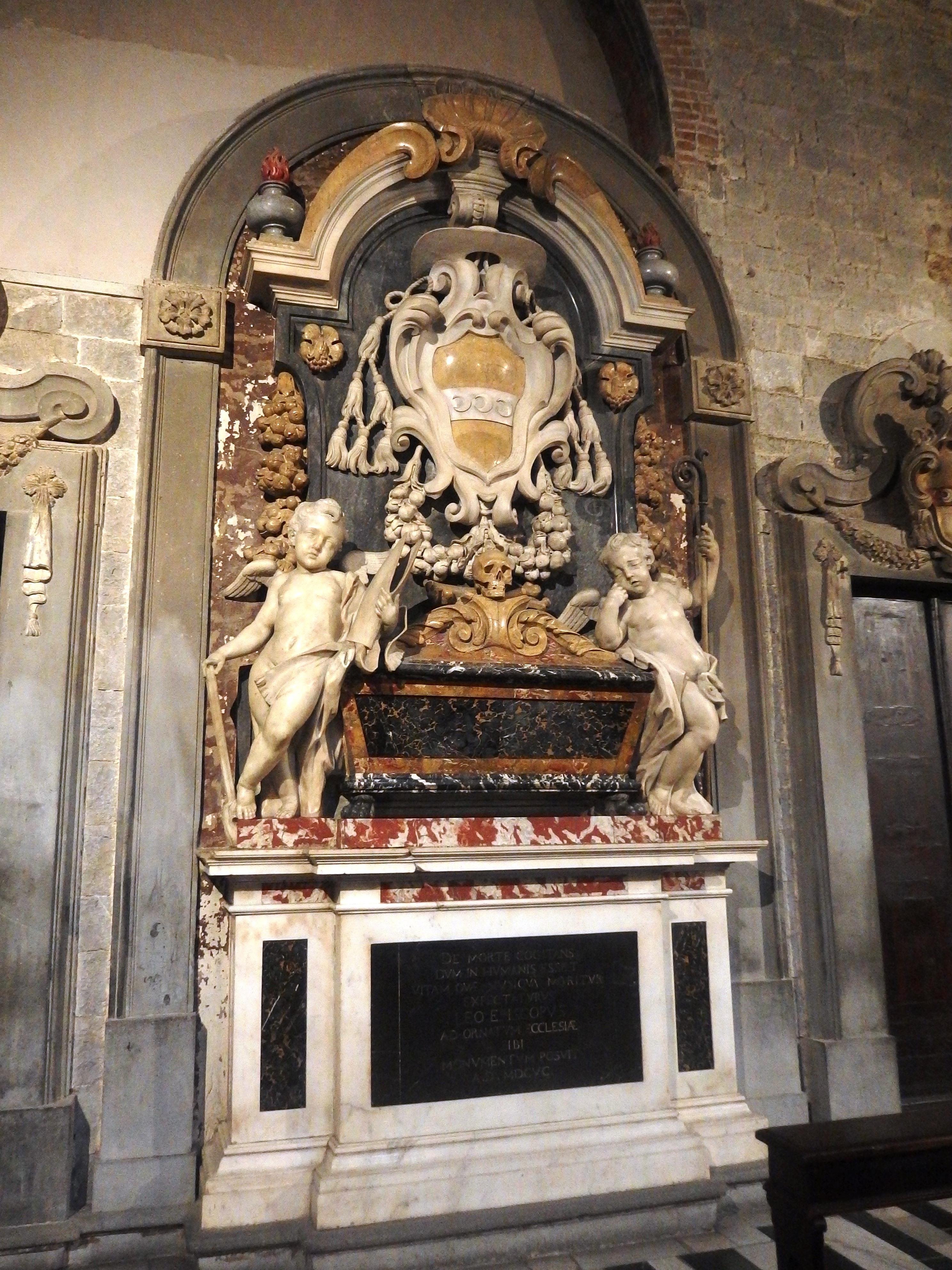 Leone strozzi arcivescovo wikipedia for Chiesa di san leone pistoia