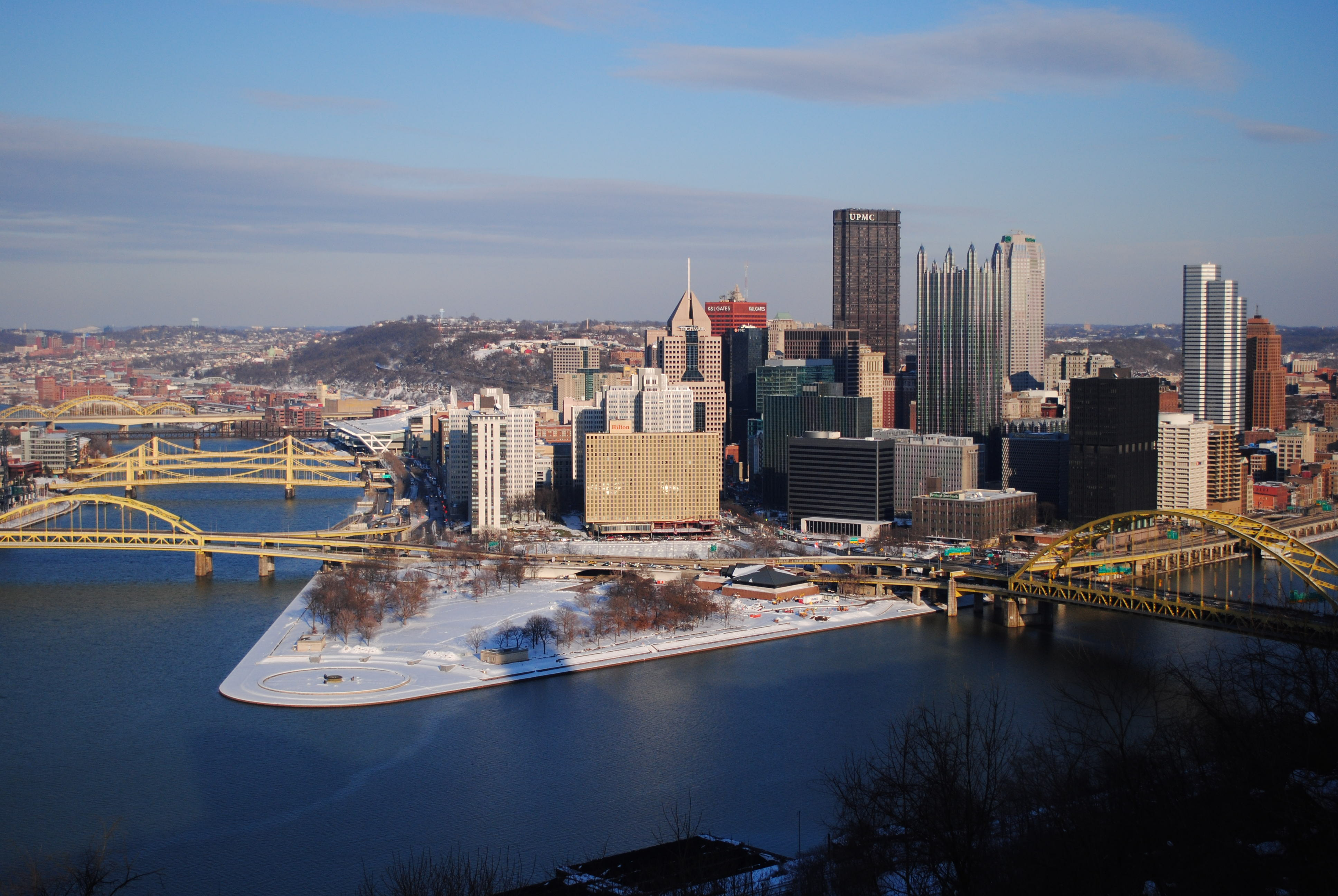 Restaurants In Pittsburgh Pa With A View