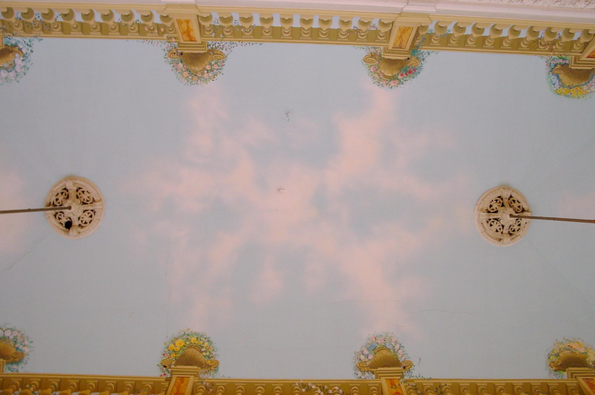 File plafond du salon napol on iii du palais des congr s de vichy allier france jpg - Plafond heeft de franse ...