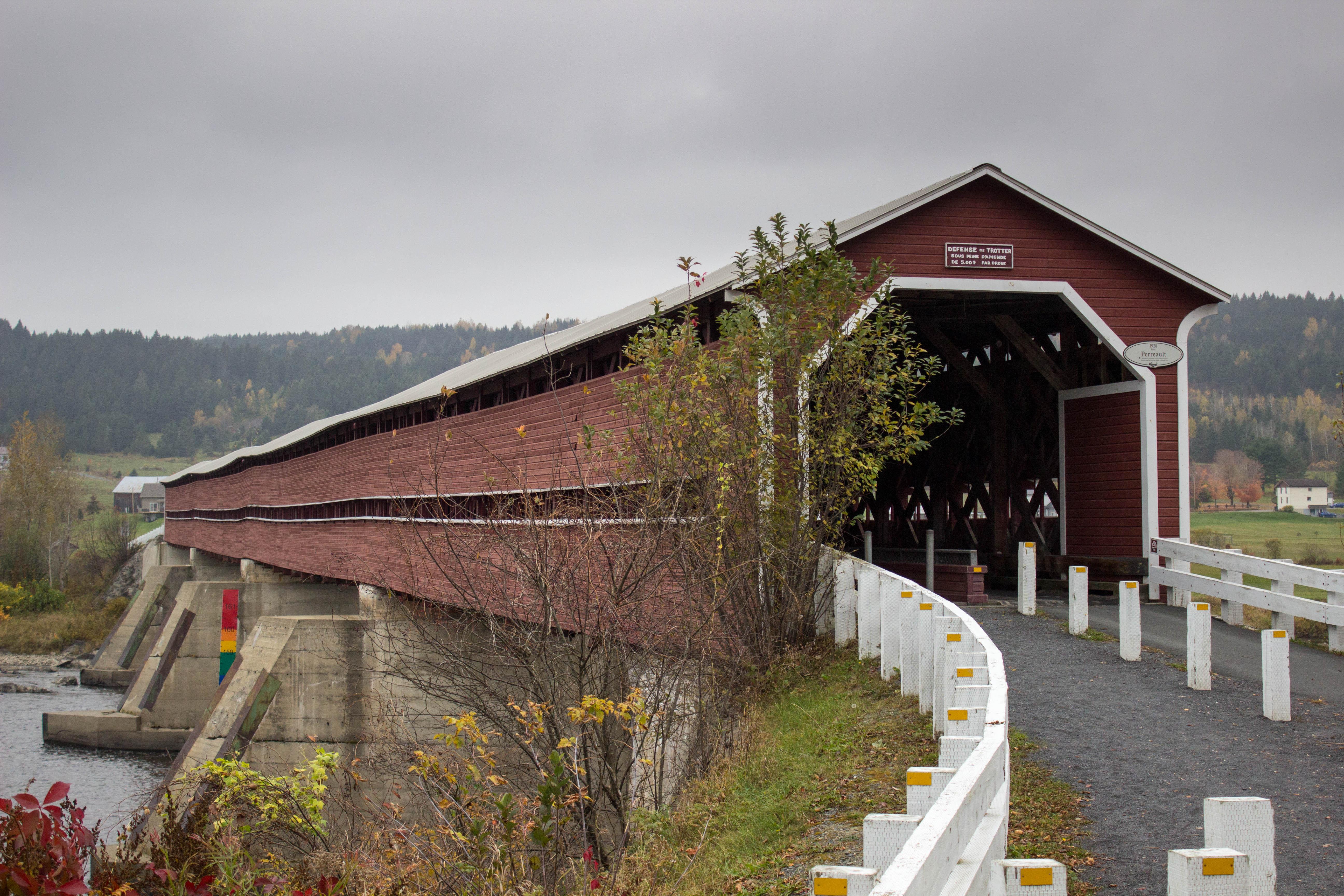 Pont Perrault Wikipédia