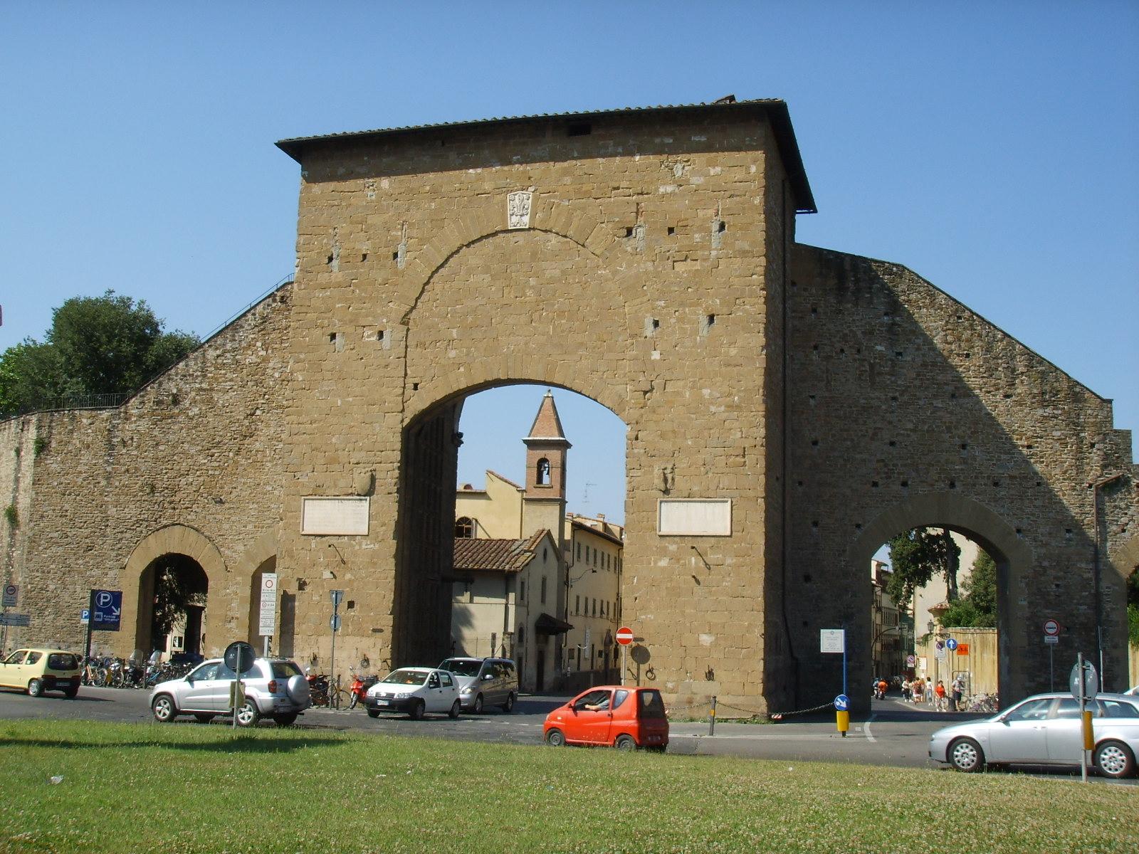 porta romana florence wikiwand