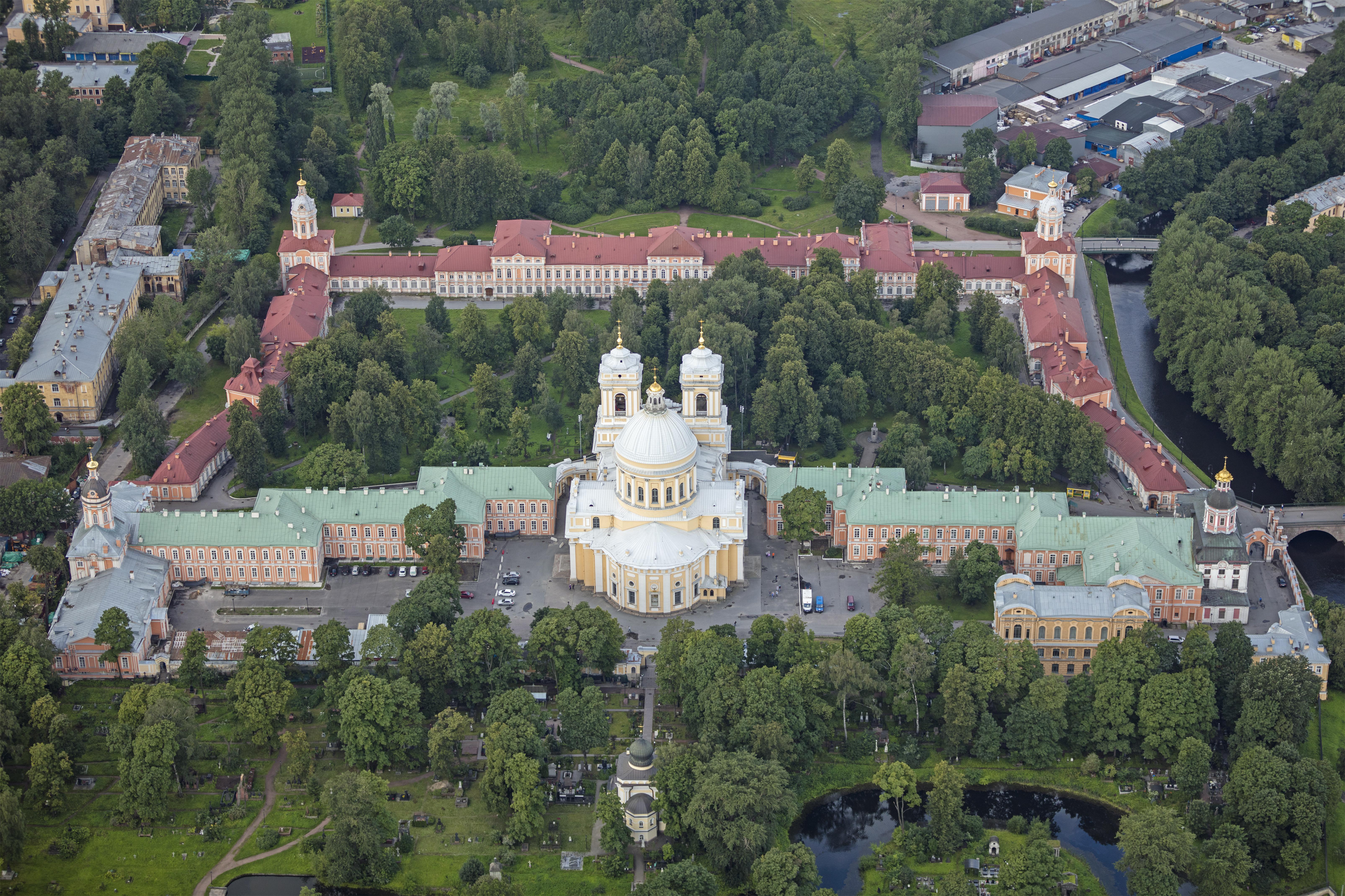 מנזר אלכסנדר נבסקי