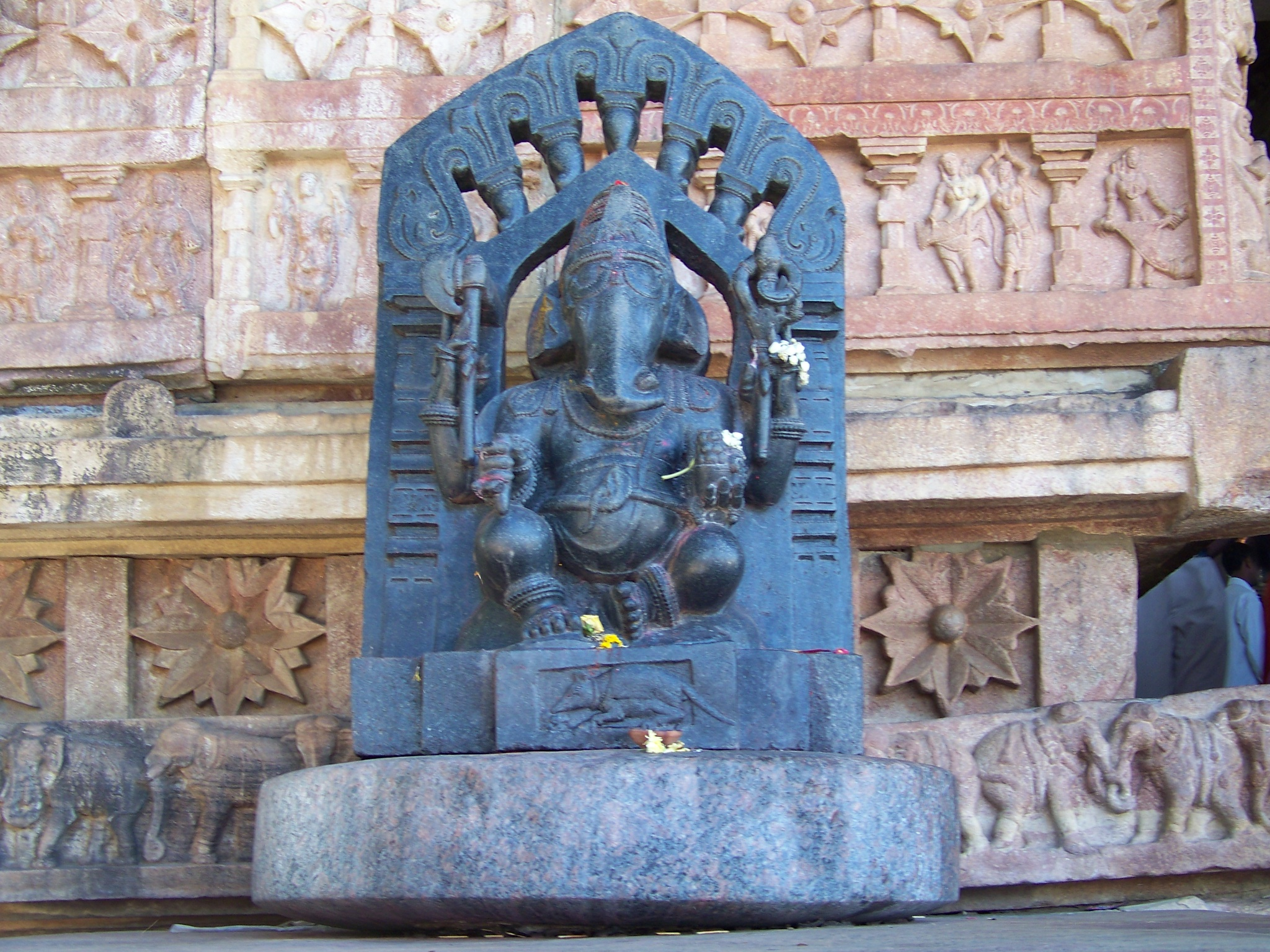 Image result for ganesha image at ramappa temple