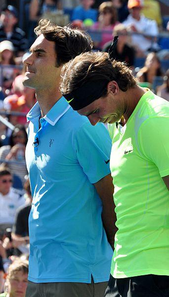 Roger Federer Rafael Nadal Fedal 2017 australian open