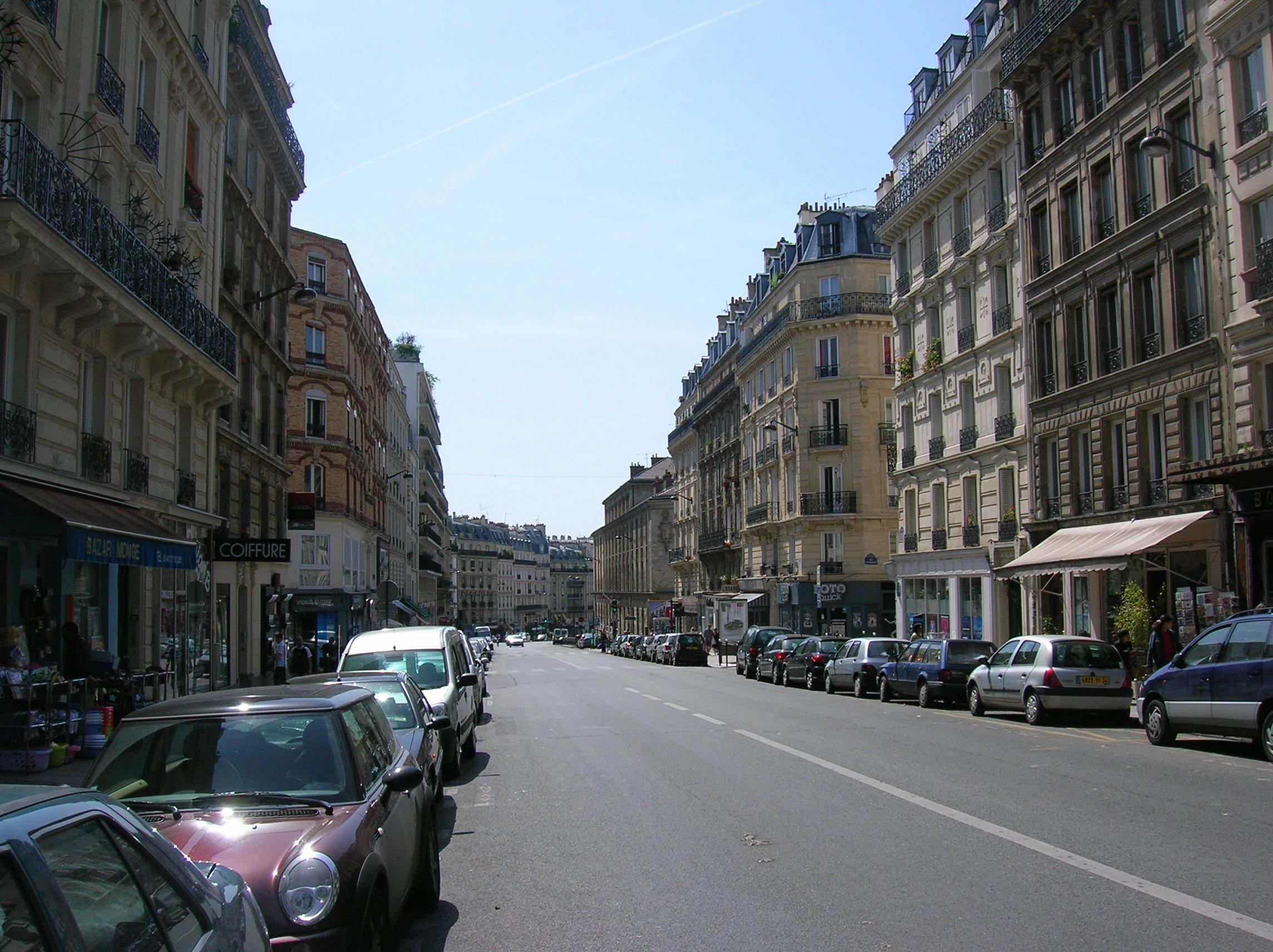 Photos d'avant guerre Rue_Monge_Paris_5e