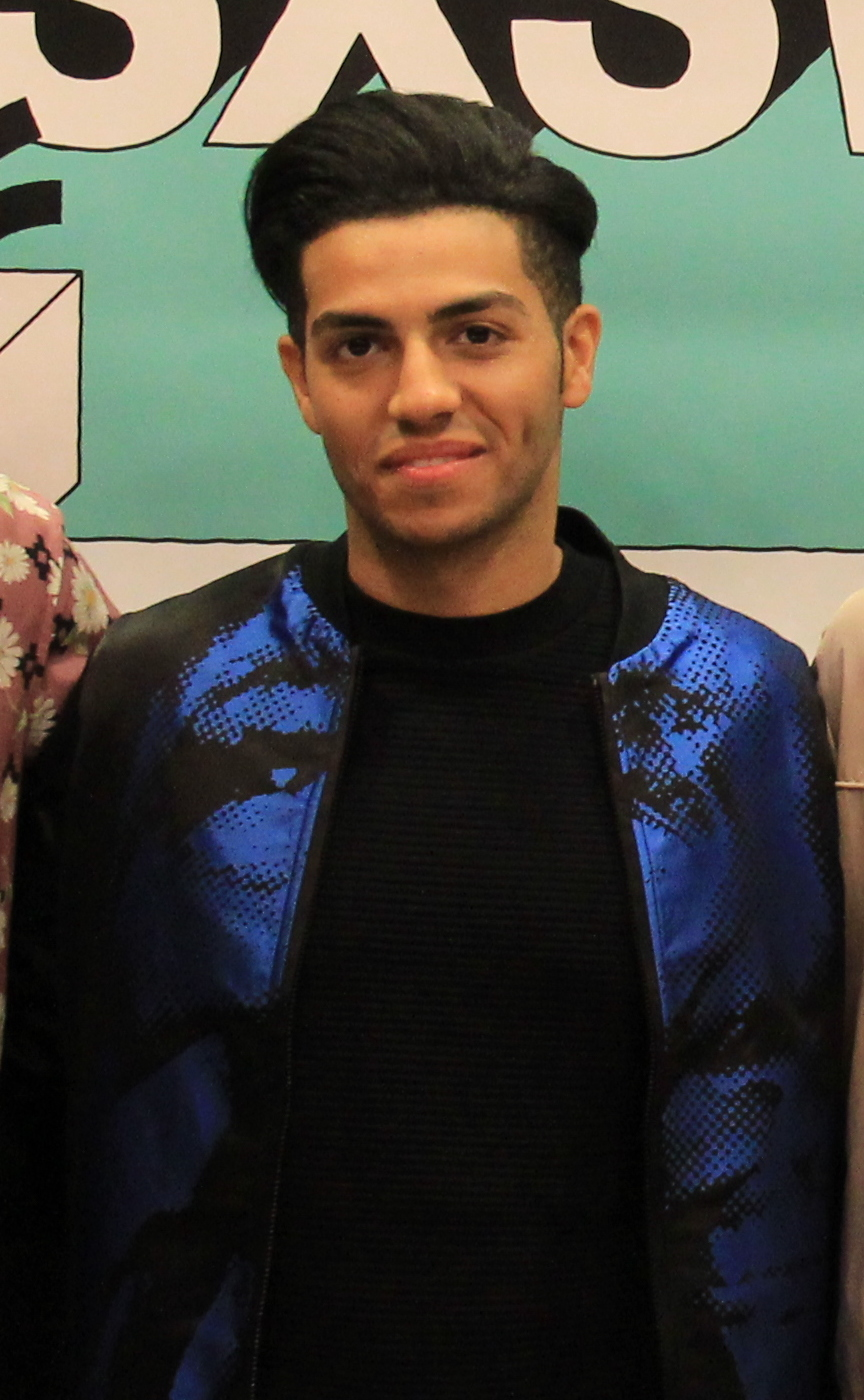 Massoud in 2019