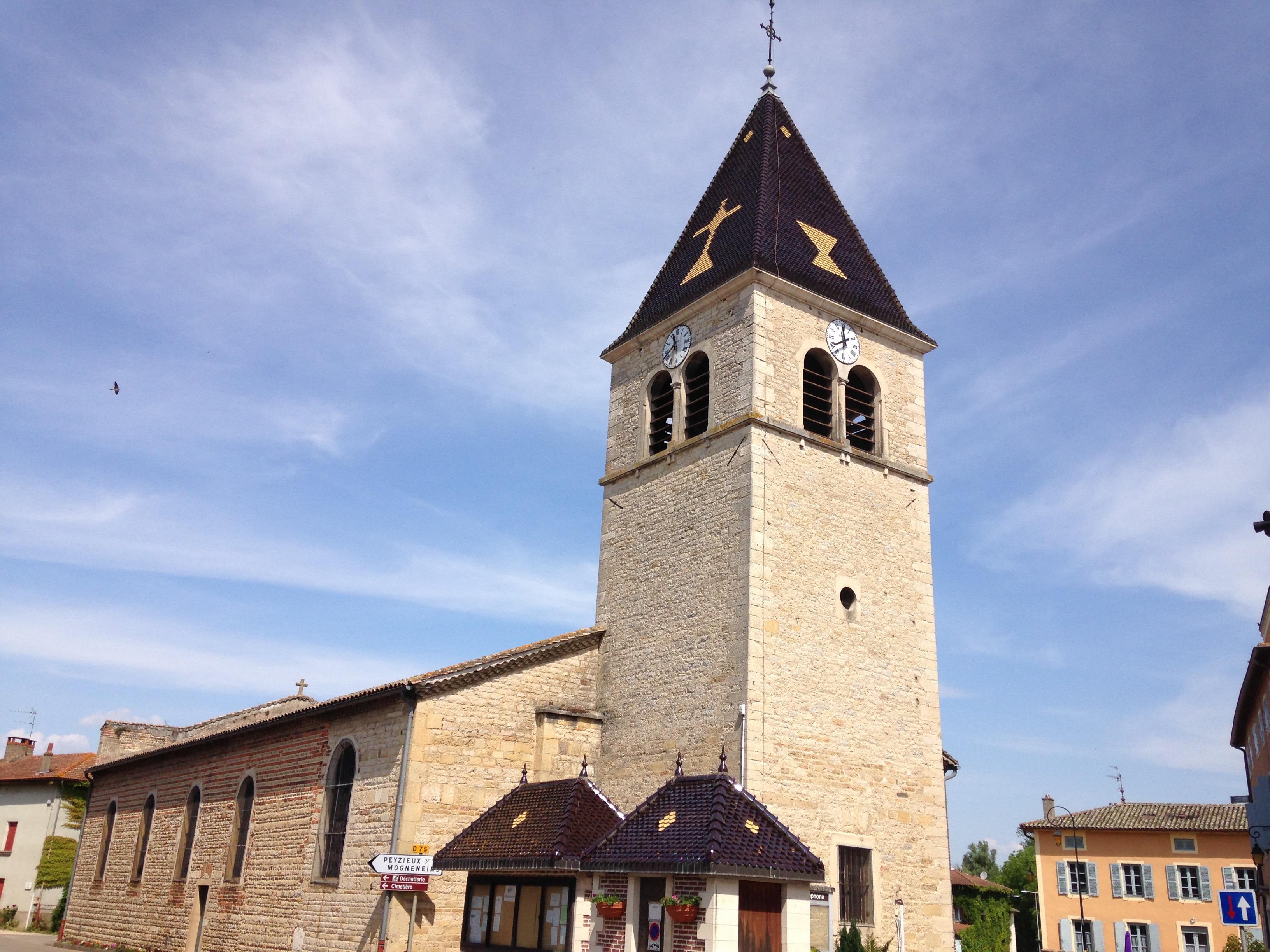 Saint-Étienne-sur-Chalaronne