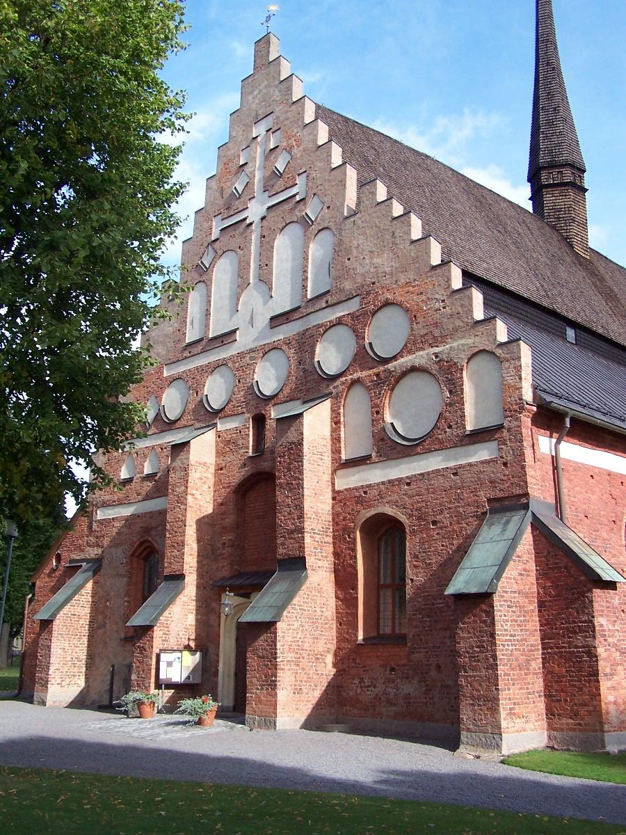 Bild av Sankt Laurentii kyrka