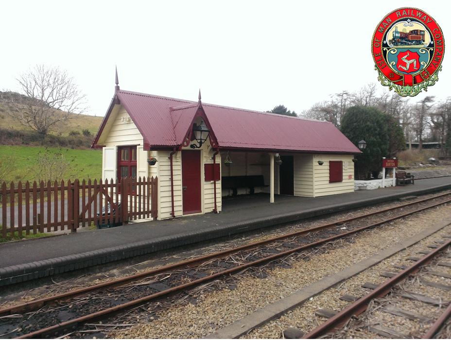 Santon Railway Station Wikipedia