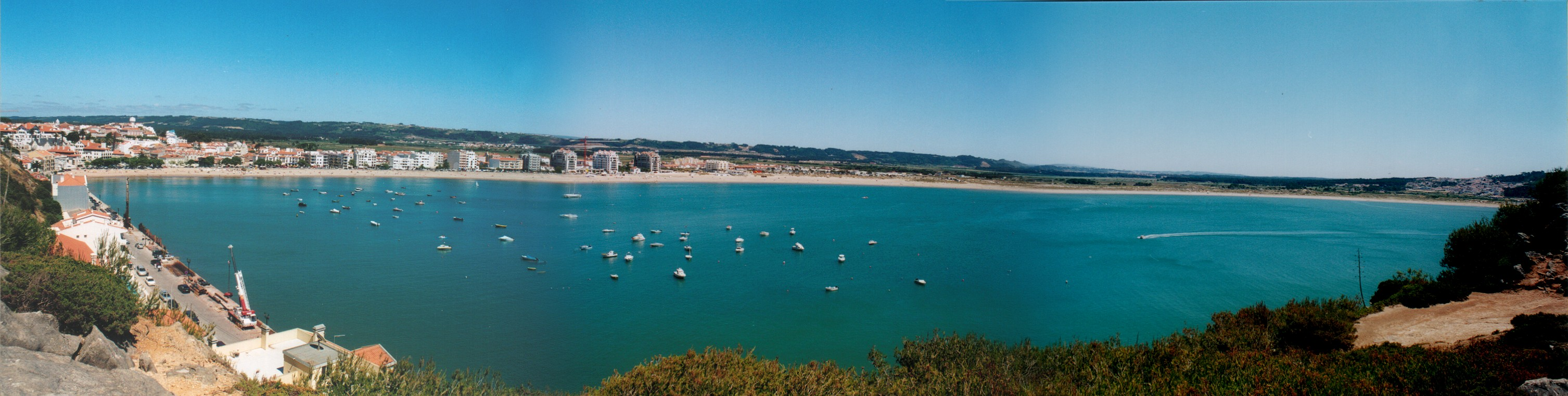 Favori Plage de S.Martinho do Porto - le jardin du portugal DH14