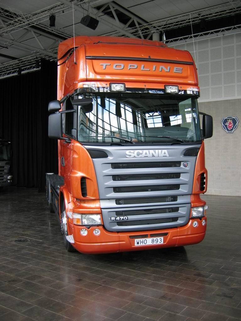 Los mejores camiones europeos