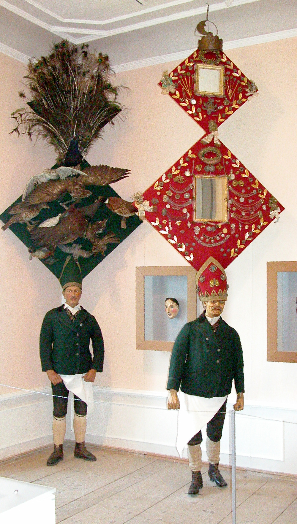 Schönpercht and Vogelprecht - Salzburg ethnological museum