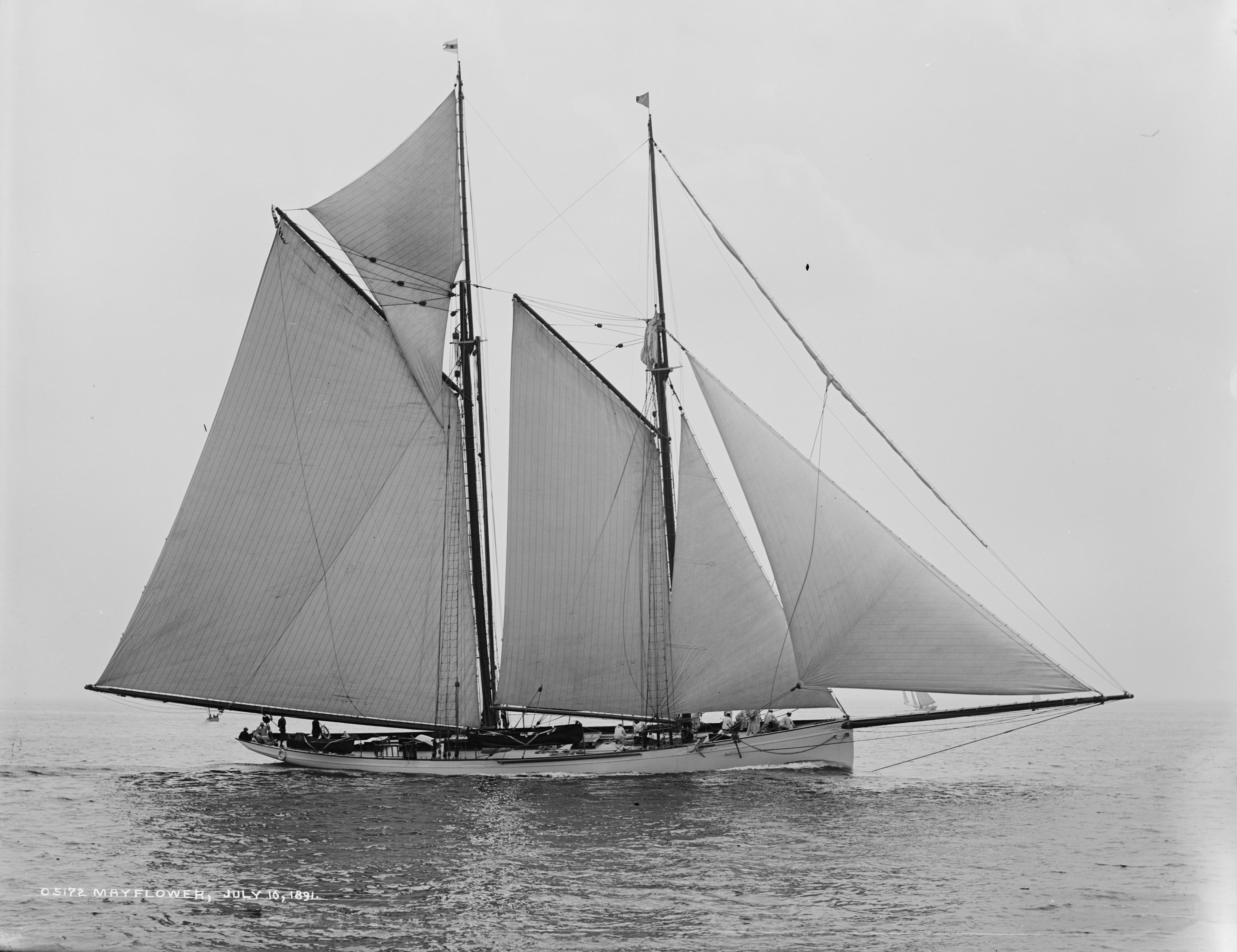 File Schooner Mayflower 06 Jpg Wikimedia Commons