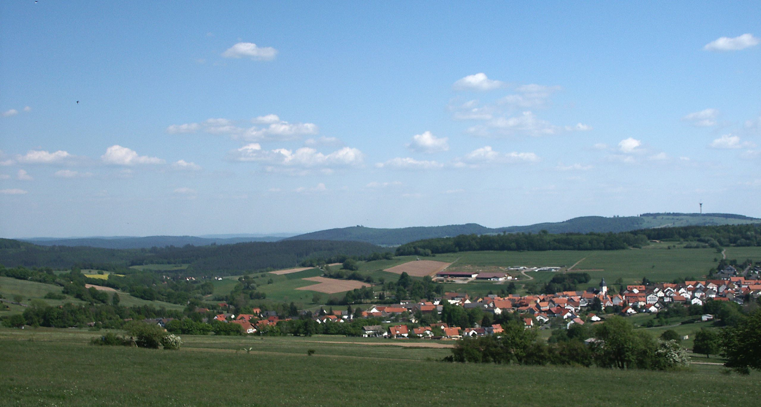 Schwarzenborn (Knüll)