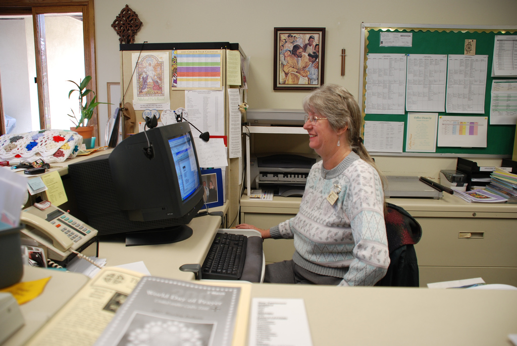 secrétaire
