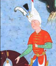 Shapur II (The Shahnama of Shah Tahmasp).png