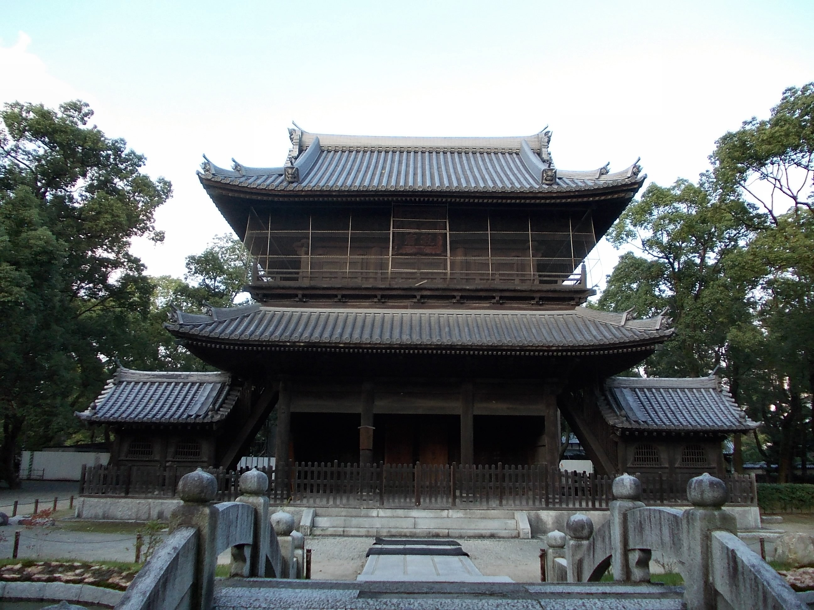 Image result for Shofukuji Temple