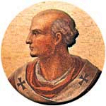 Pope Sylvester III pope