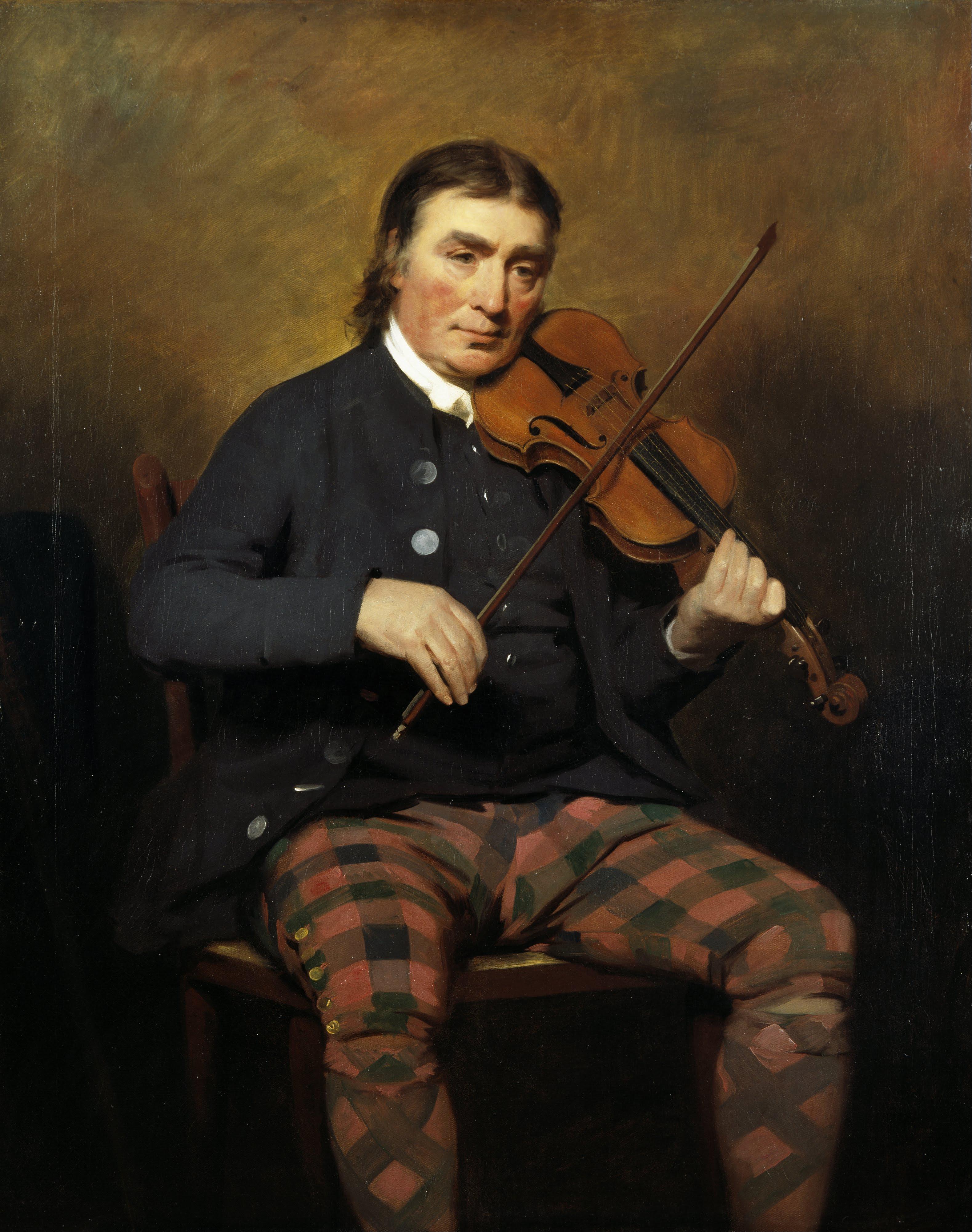 Sir Henry Raeburn Paintings For Sale