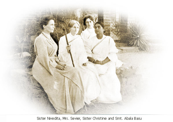 sister nivedita Both the swami and the sister were tormented by the sister nivedita (1867-1911) this article is based on my prophet disarmed: vivekanan-da and nivedita.
