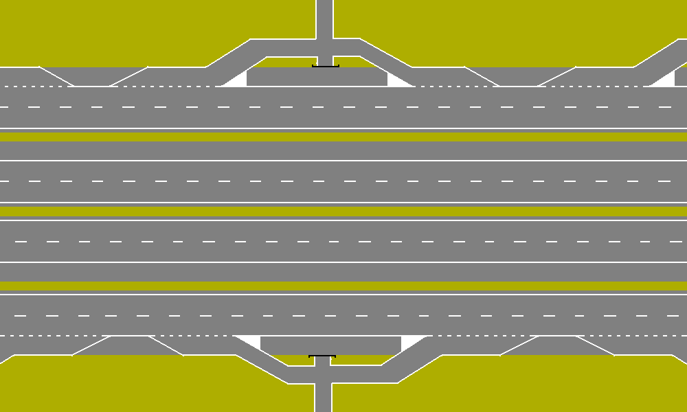 Local–express lanes - Wikipedia