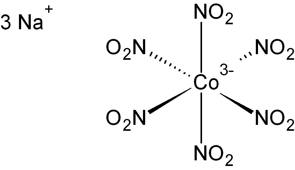 Sodium Cobaltinitrite Wikipedia
