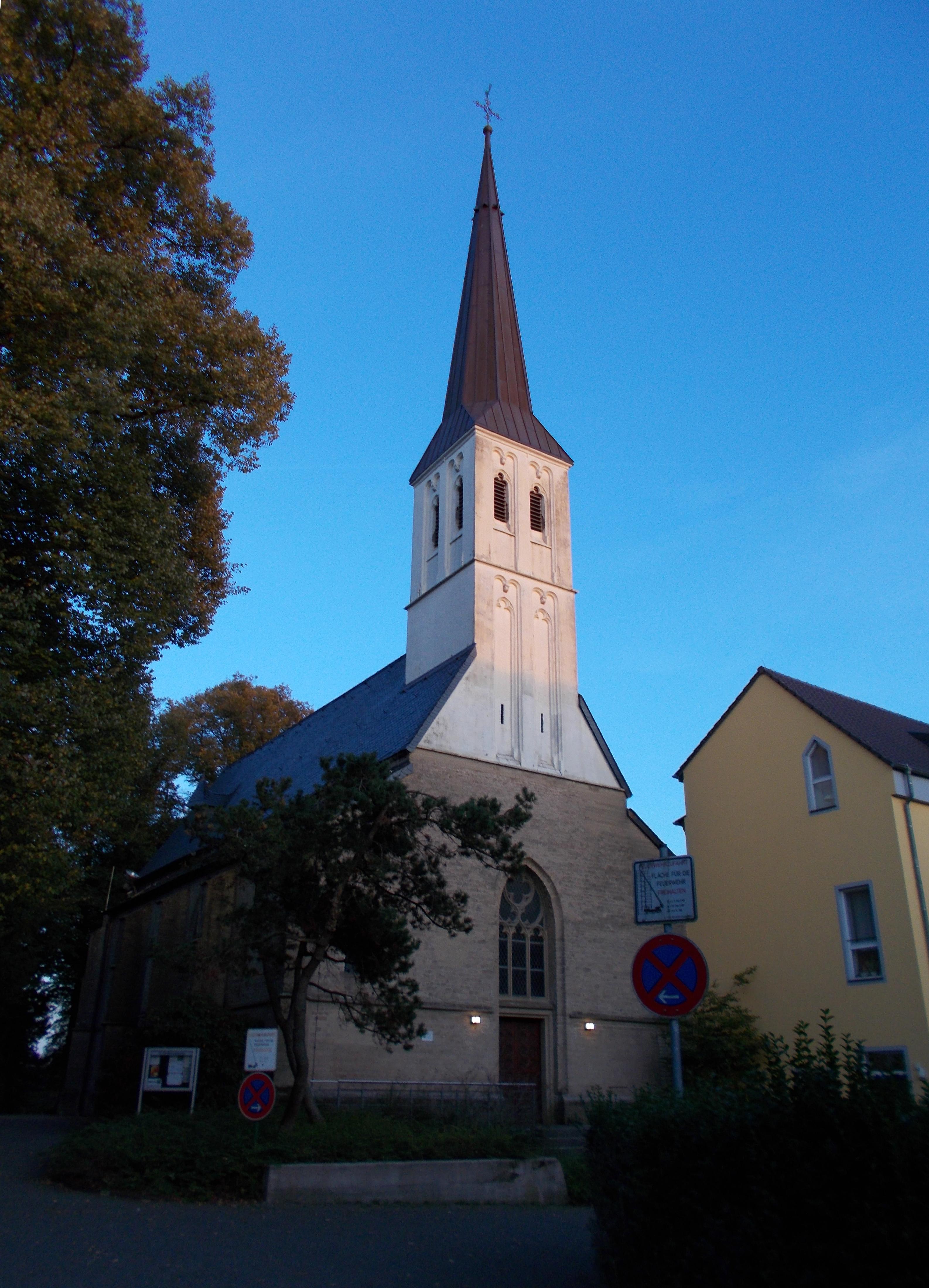 Valfartskapellet St. Gerebernus i Sonsbeck