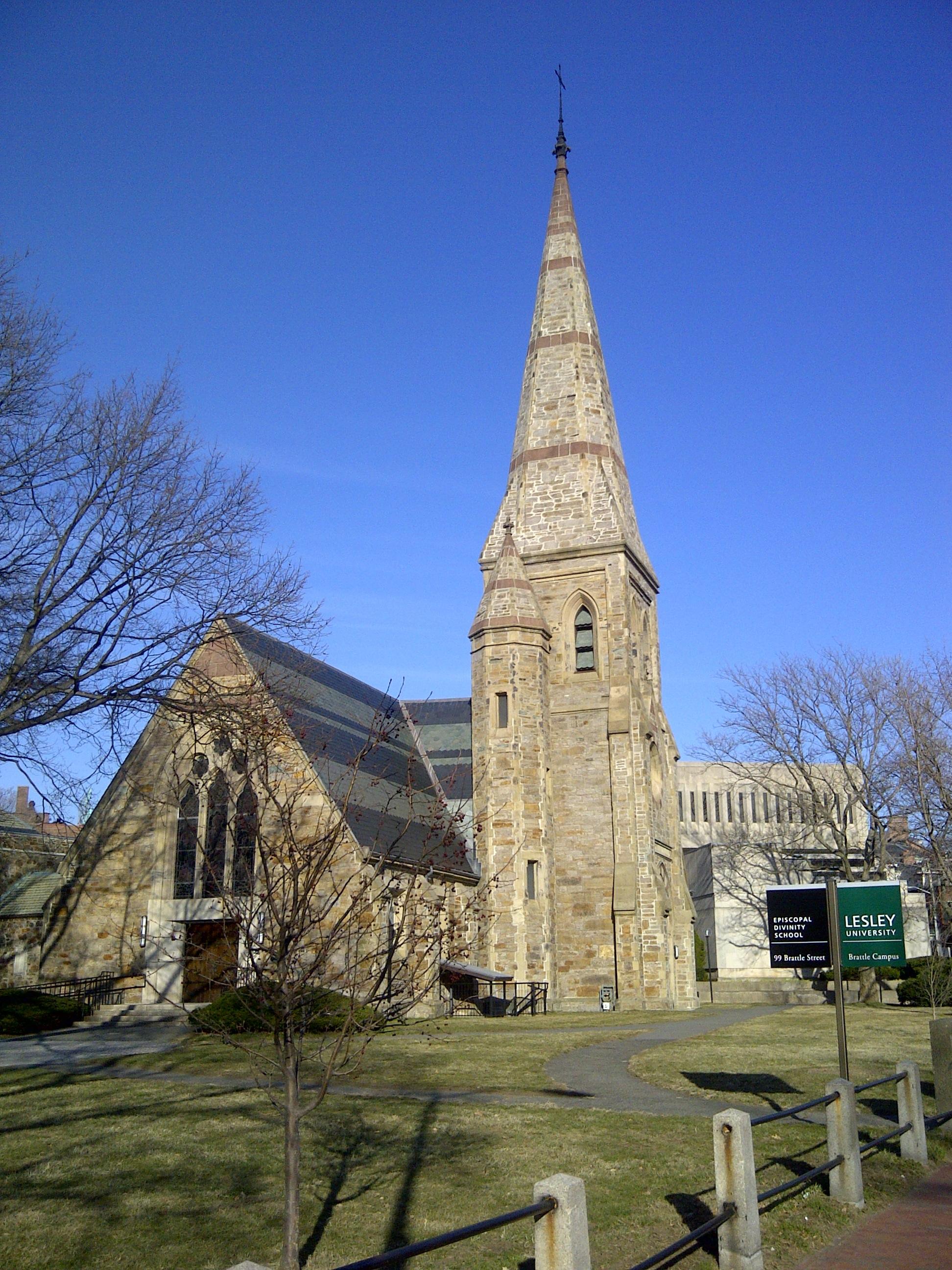 FileSt Johns Chapel Episcopal Divinity School 3 Cambridge MA