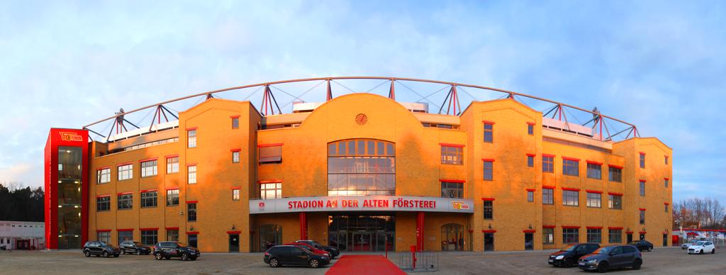 Stadion An Der Alten Frsterei