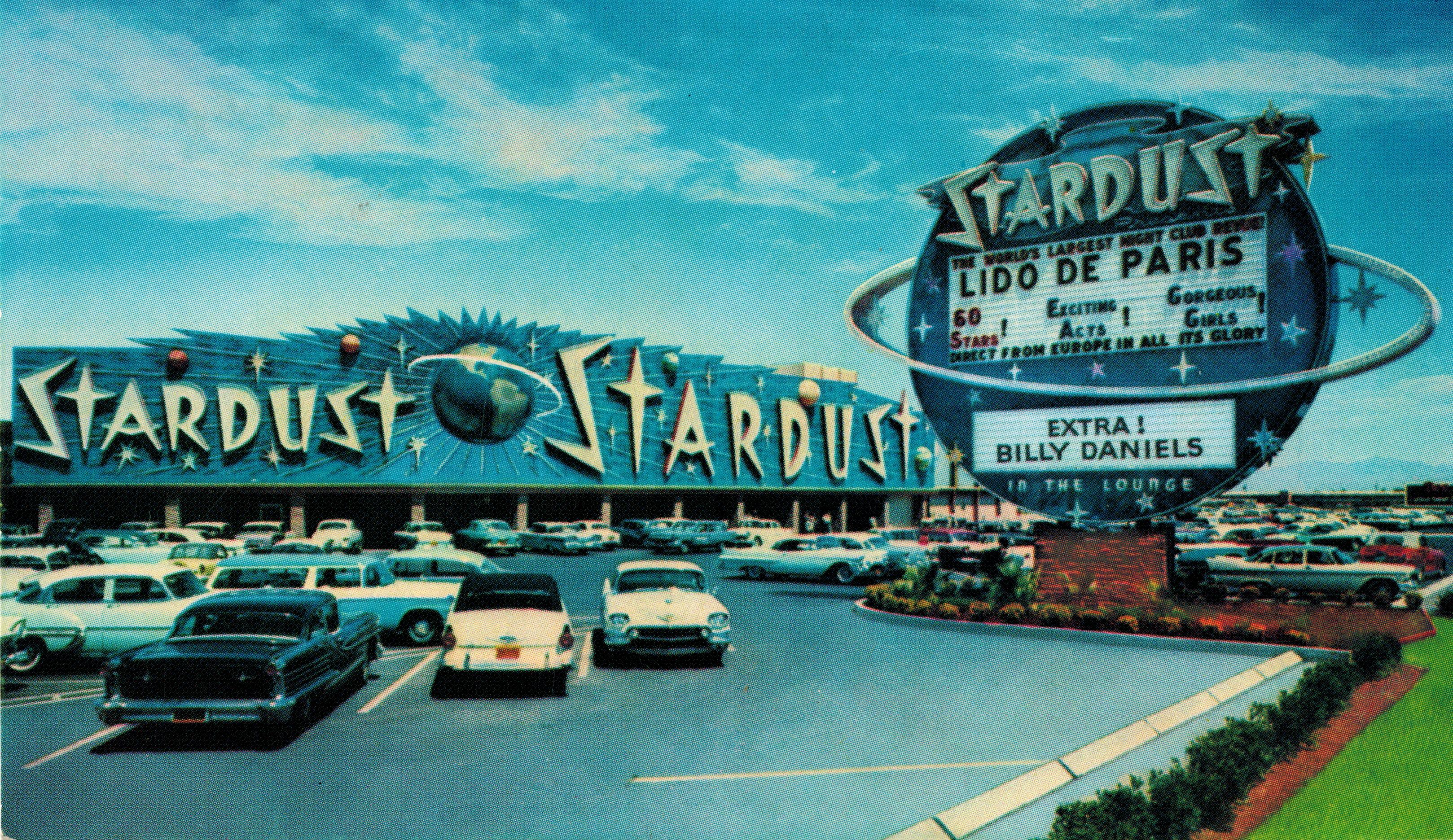 star dust hotel and casino las vegas