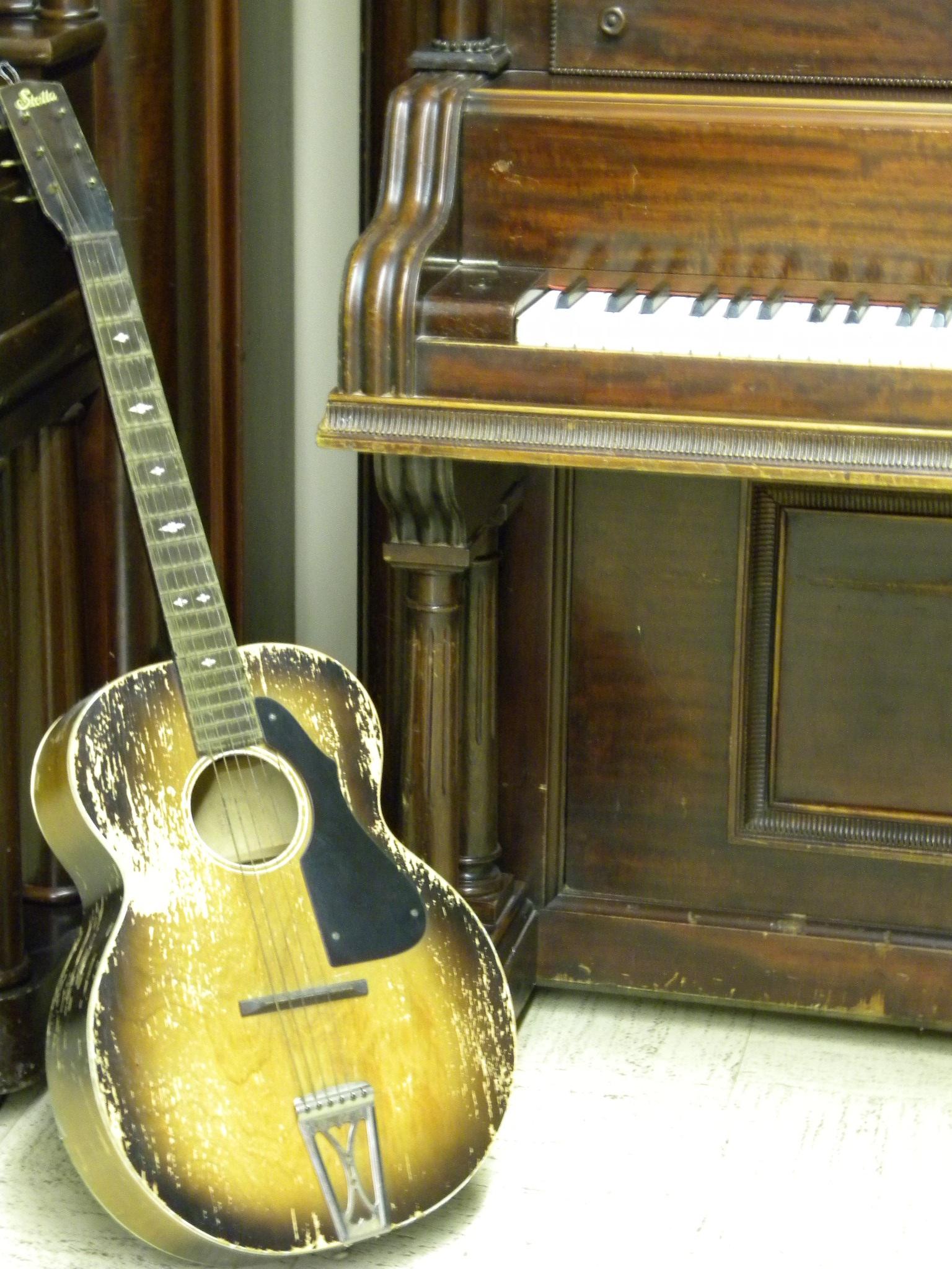 guitar vintage Stella