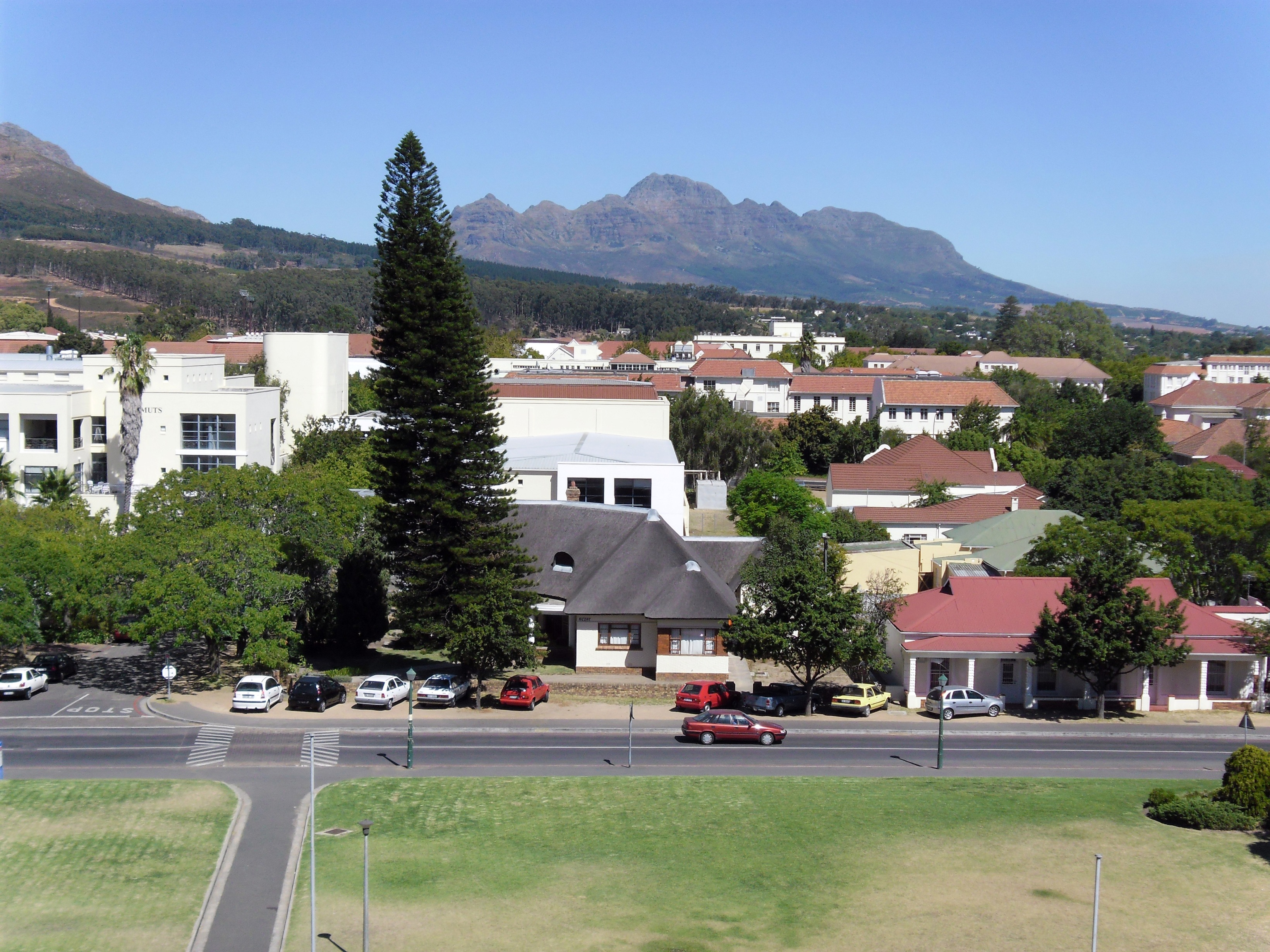 stellenbosch university theses and dissertations