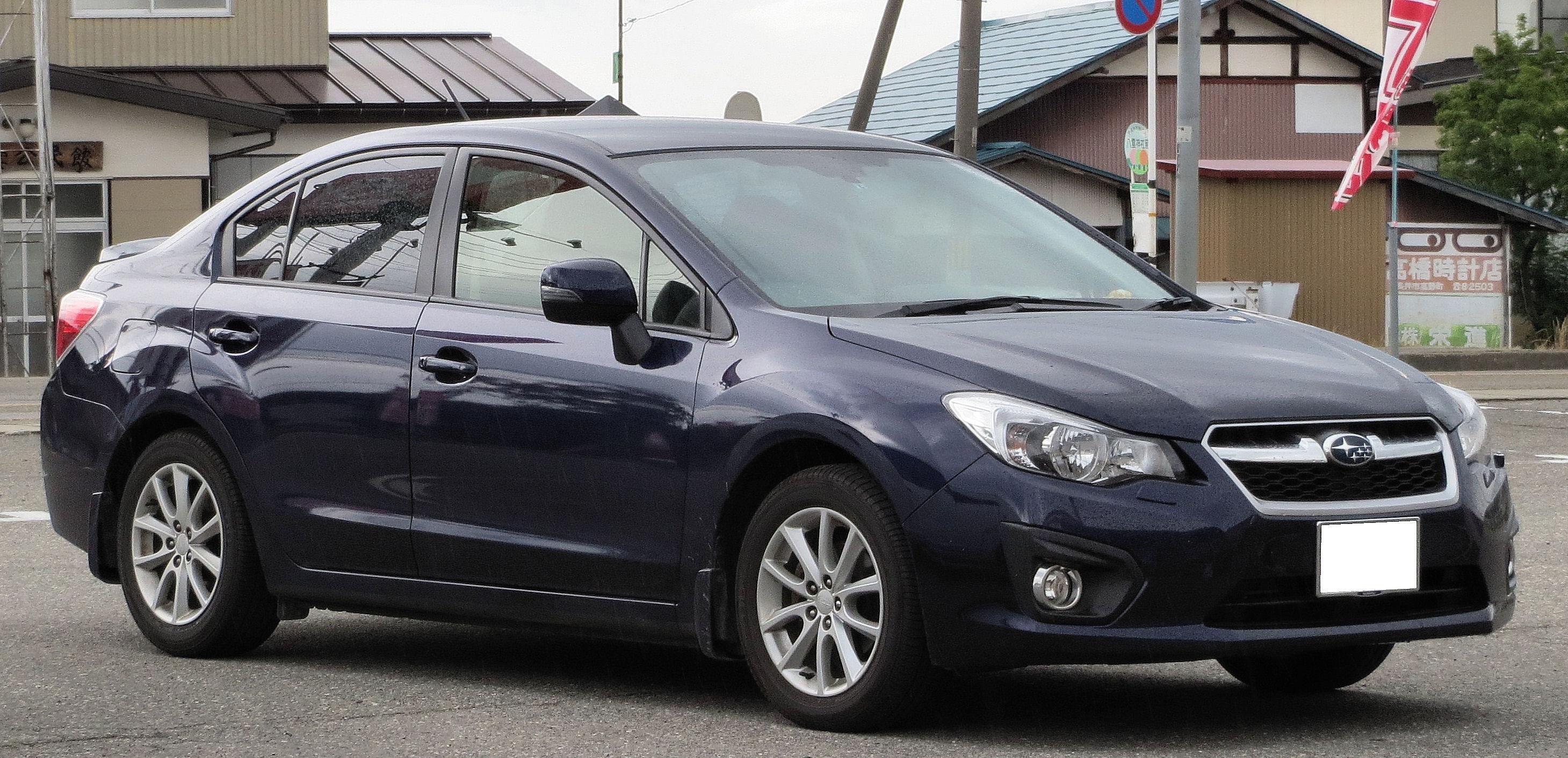 Subaru Impreza –