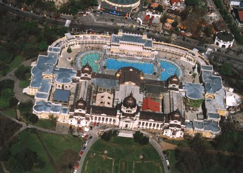 Budapest Hotel Golden Park