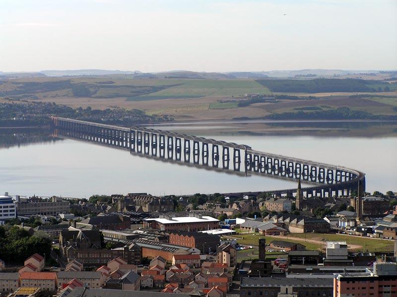 Tay Bridge - Wikipedia