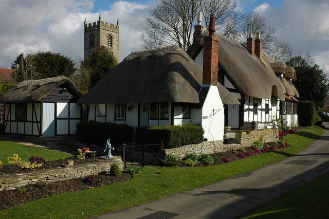 File Ten Penny Cottage Welford On Avon Geograph Org Uk