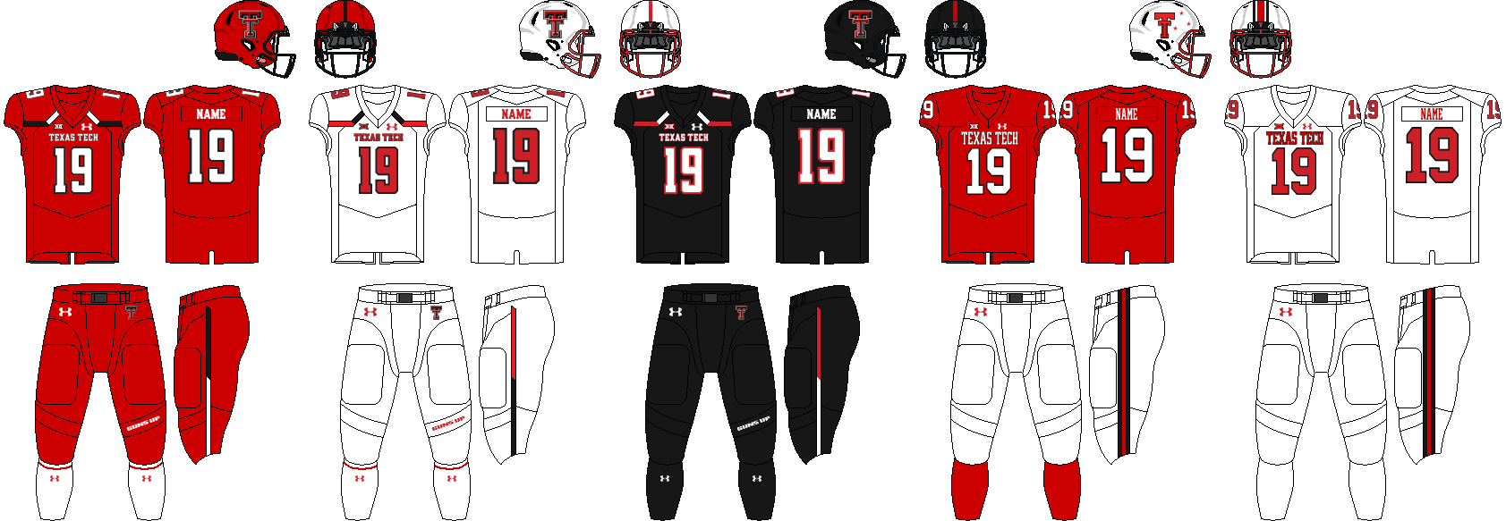 Texas Tech Red Raiders Football Wikipedia