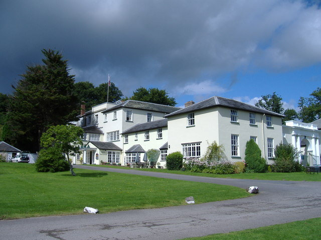 File The Lord Haldon Country Hotel Dunchideock Geograph
