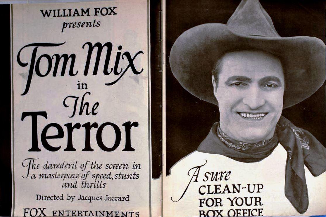 The Terror (1920 film) - Wikipedia