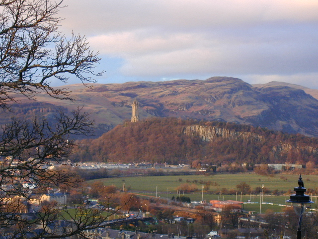 The Wallace Monument - geograph.org.uk - 417749
