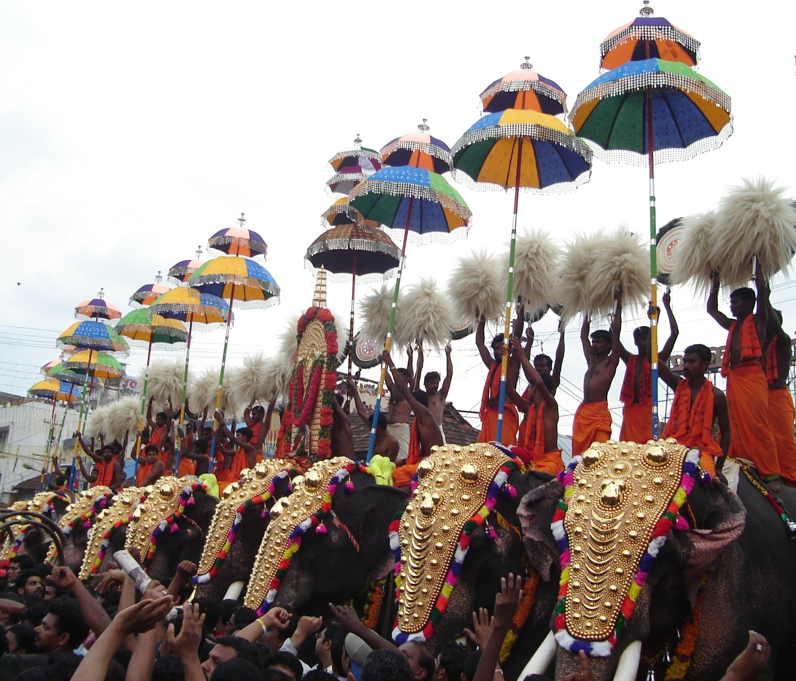 File:ThrissurPooram-Kuda.jpg - Wikimedia Commons