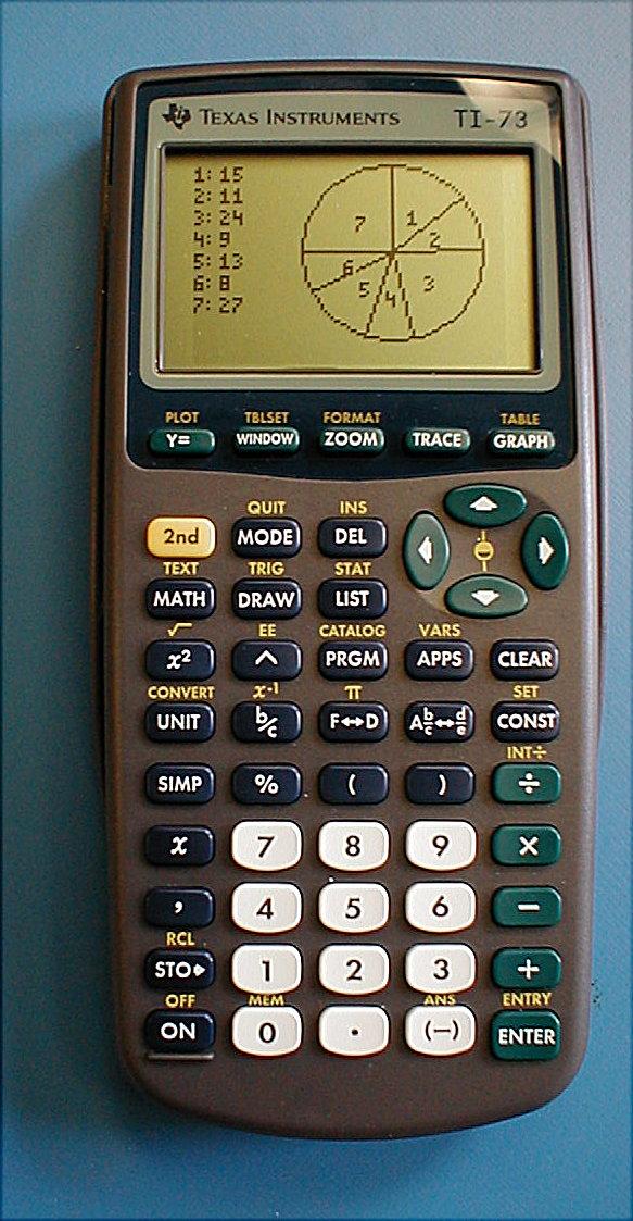 TI-73 series - Wikipedia
