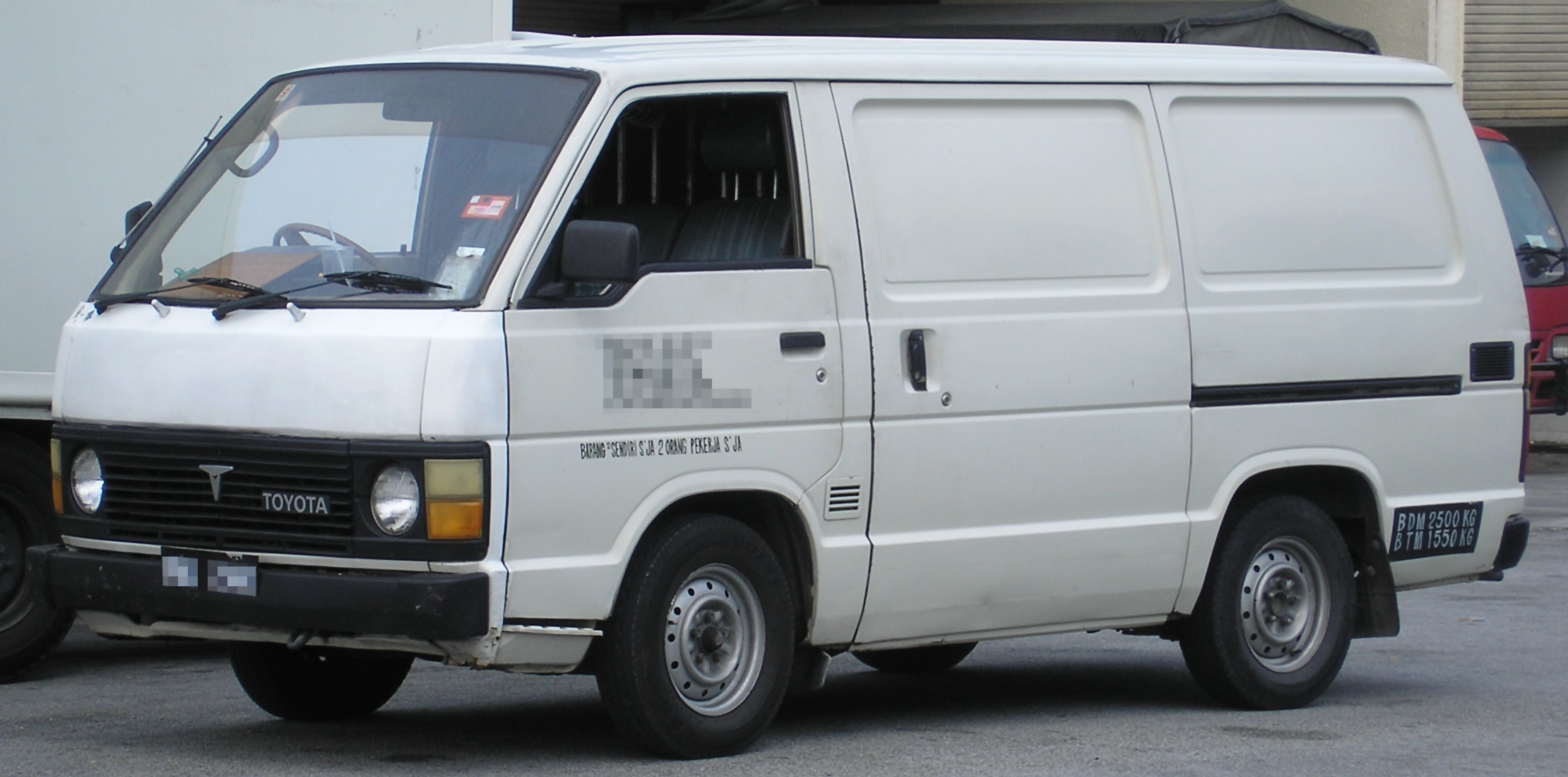 Toyota Hiace 6th Generation >> Cars that you remember from your childhood - Page 2 - Vehicles - GTAForums