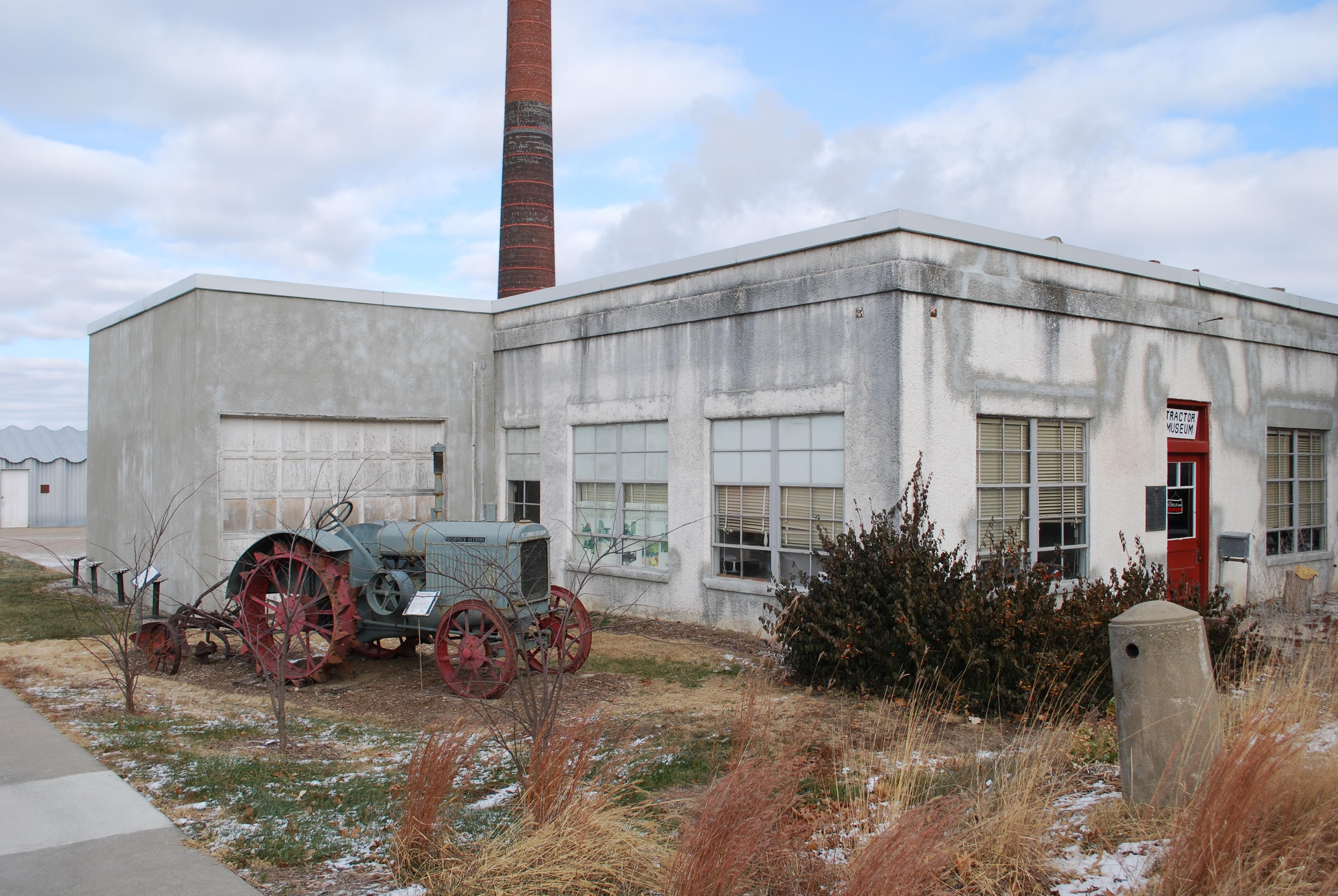 Lester F. Larsen Tractor Test & Power Museum