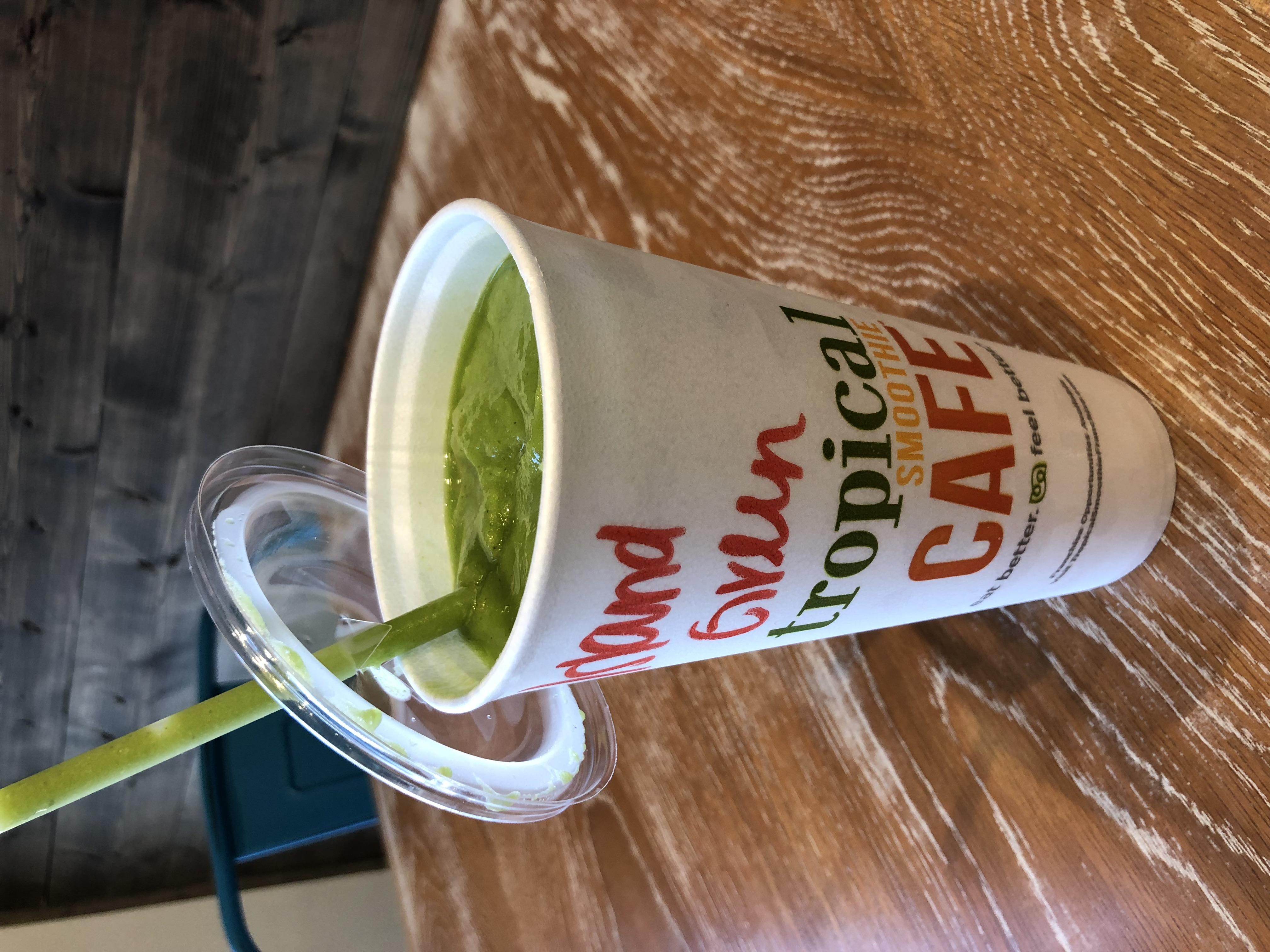 Tropical Smoothie Cafe Menu Taylor Mi