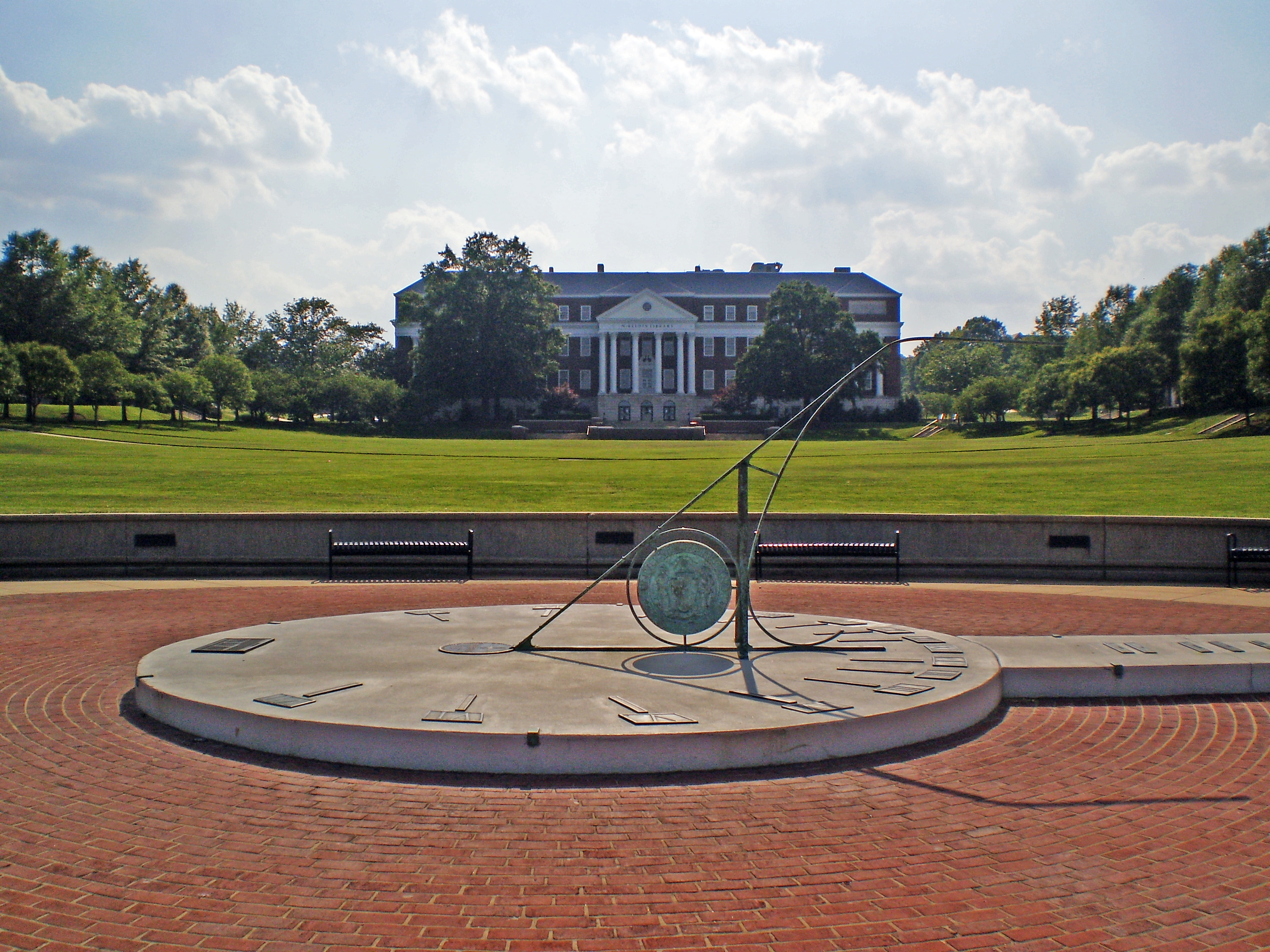 image of University of Maryland